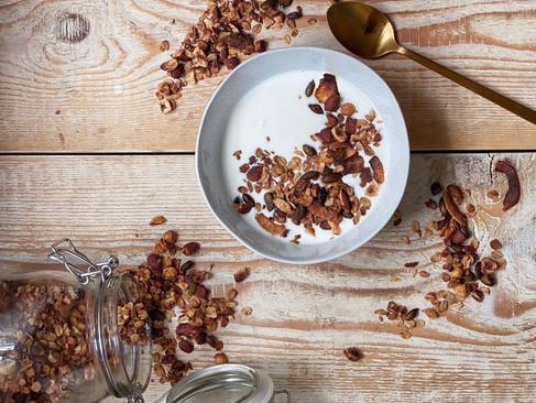 Granola selber machen: Deine gesunde Müsli Alternative
