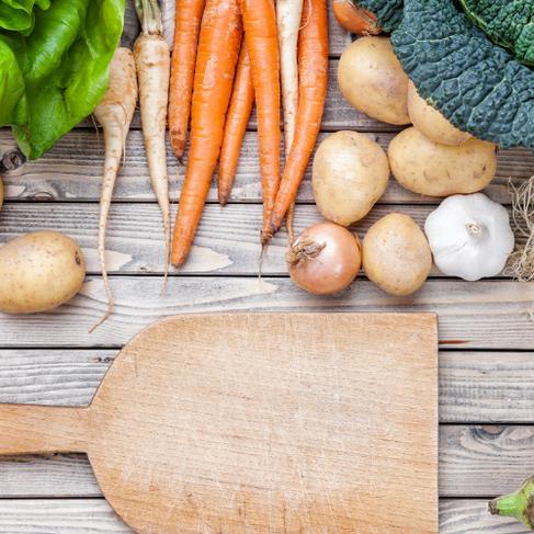 So erkennst du gute Lebensmittel: 3 Tipps für einen gesunden Einkauf
