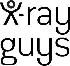 square x-ray guys logo