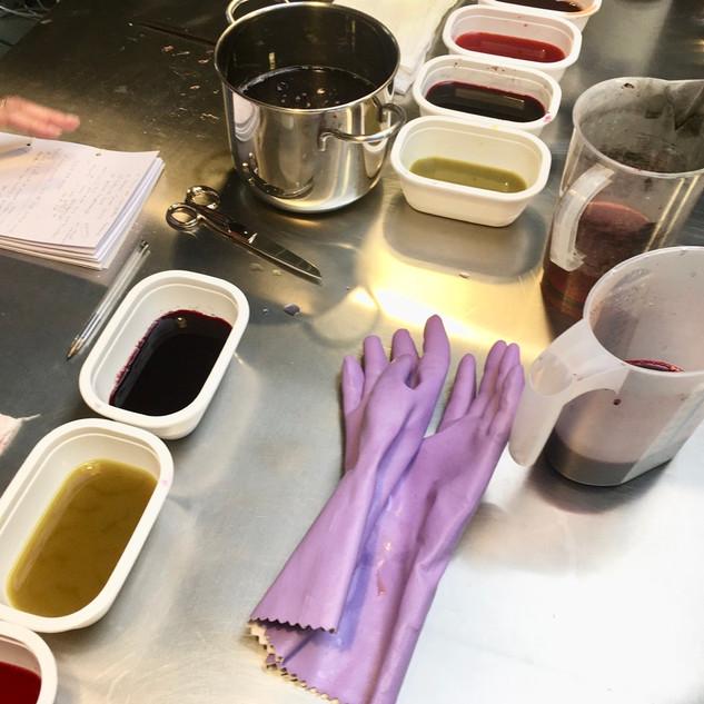 Le labo de couleurs