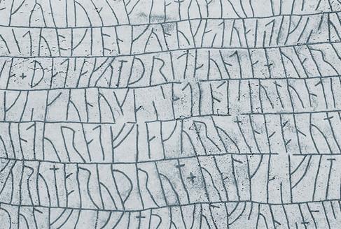 © K.P. Nordmann - Ancient love letter, 2012.
