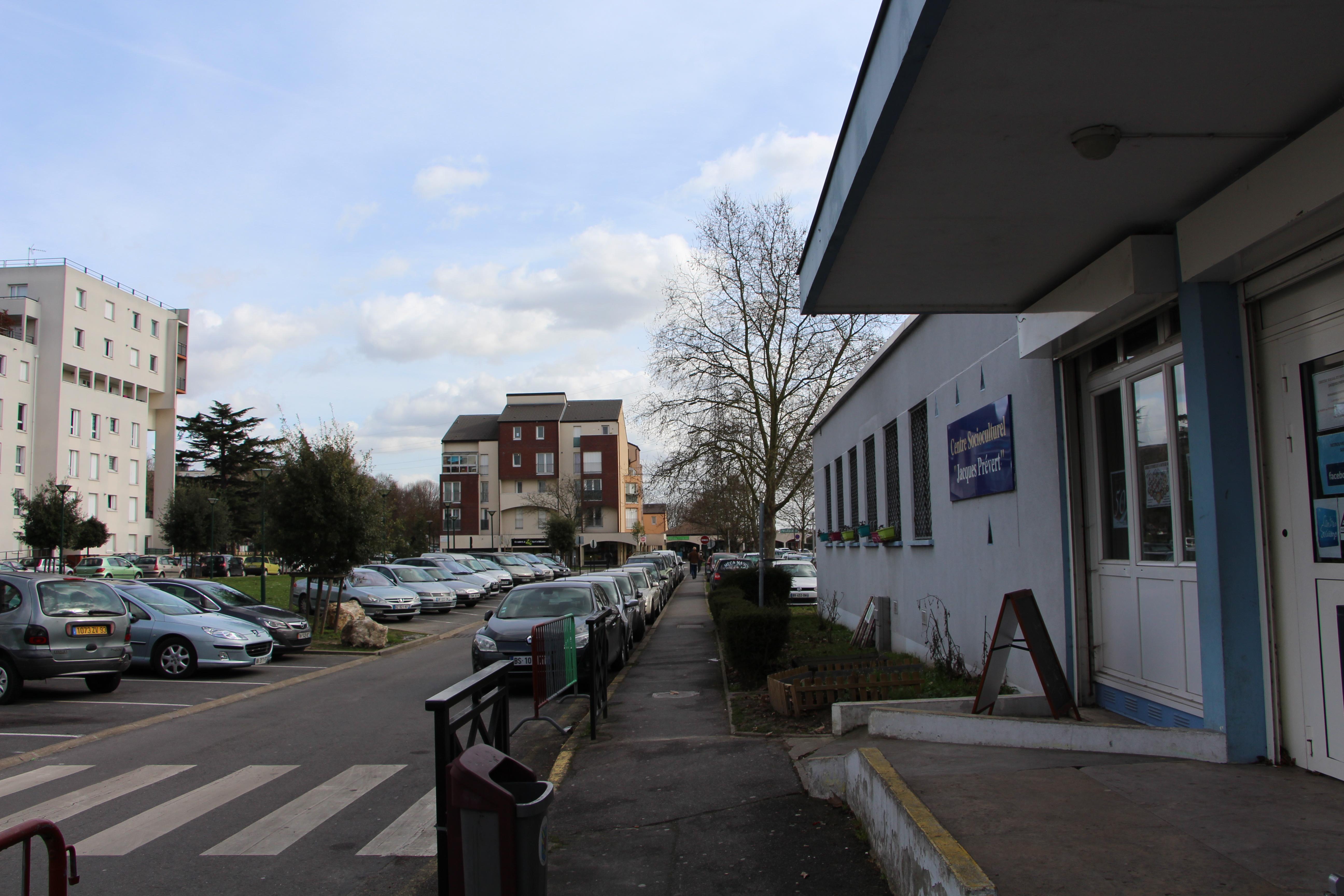 Centre Socio-Culturel J Prévert