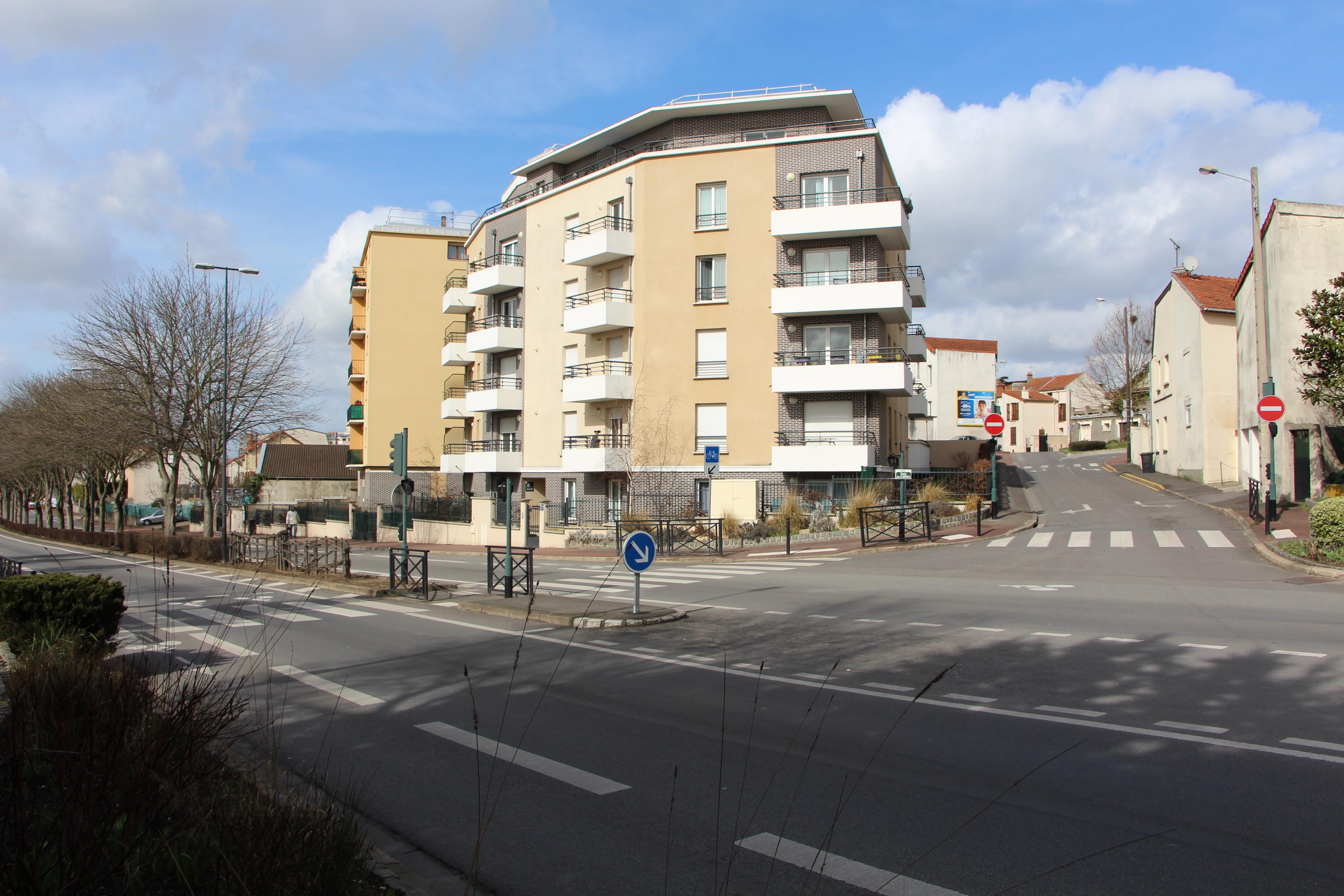 La rue Parmentier