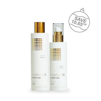 Innovatis - Luxury anti-âge Shampoing et Cream