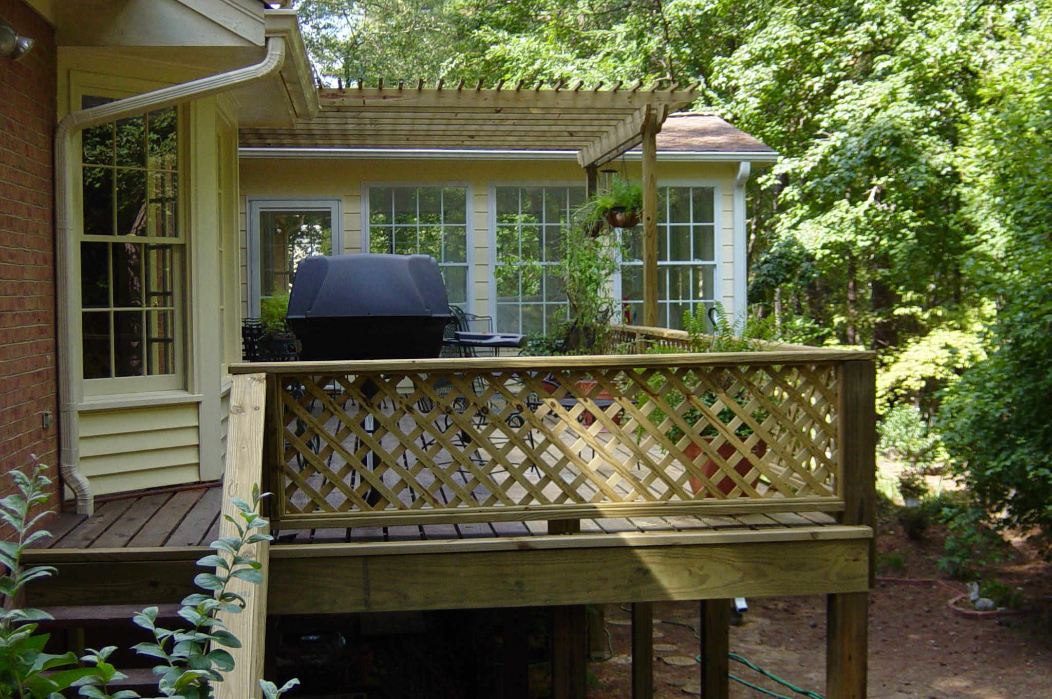 sunroom pergola and lattice pine.jpg