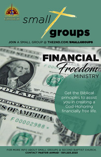 FINANCIAL FREEDOM MINISTRY