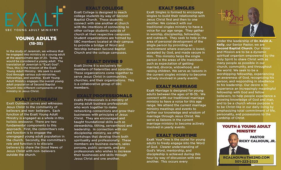 Second Baptist Brochures Master INSIDE y