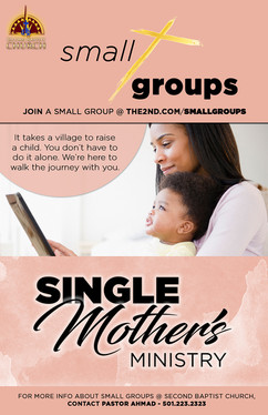 SINGLE MOTHER'S MINISTRY