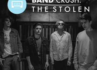 Band Crush // The Stolen