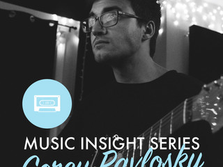 Music Insight Series // Corey Pavlosky