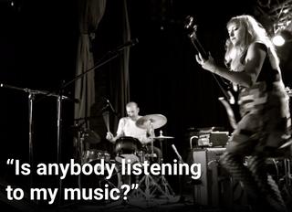 "DIY Musician Blog // ""Is anybody listening..."""
