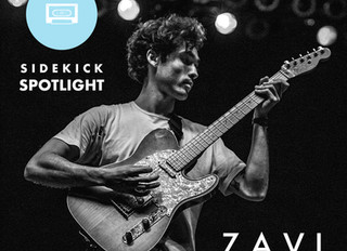 Sidekick Spotlight // Zavi