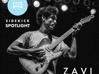 Sidekick Spotlight // Zavi