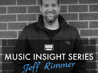 Music Insight Series // Jeff Rimmer