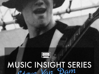 Music Insight Series // Steve Van Dam