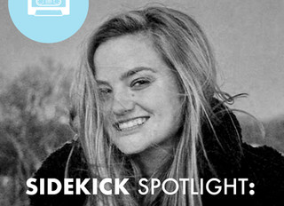 Sidekick Spotlight // Natalie