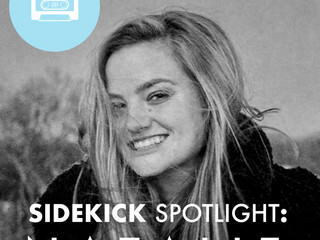 Sidekick Spotlight // Natalie
