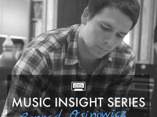 Music Insight Series // Conrad Osipowicz