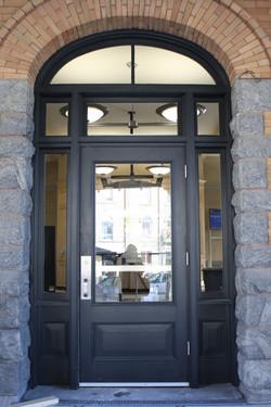 Historic Door - Accessible