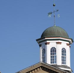 Historic Courthouse Windows