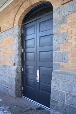 Heritage Wood Doors
