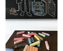 Chalk Animation