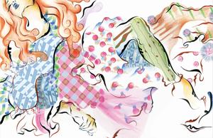 Illustrated by Maryam Aziz