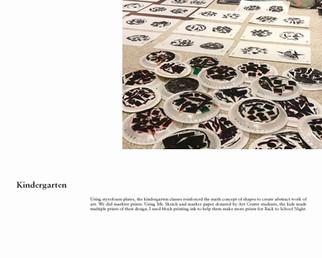 Printing with Styrofoam Plates