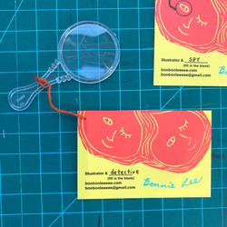 Business Cards with a Twist
