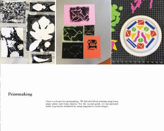 Gelatin Print and More