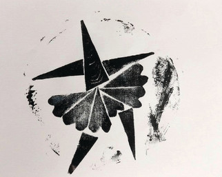 Printmaking with Foam Shapes