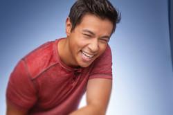 Orthodontic patient man