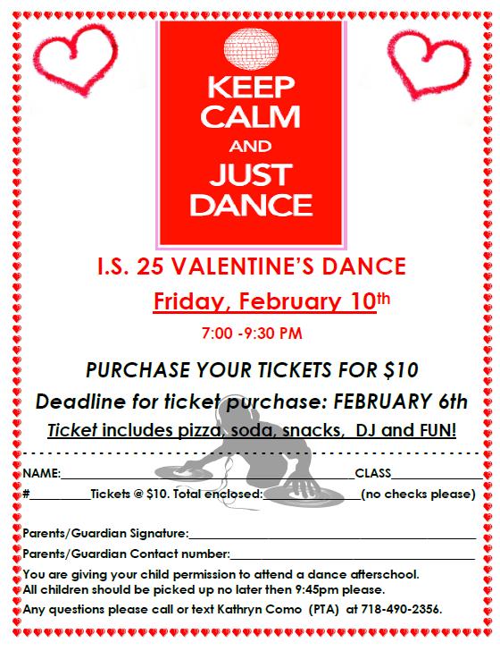 Valentine's Dance (2/10/17)
