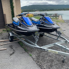 Set of Two 2020 Yamaha Wave Runners EX Sport - $16,500