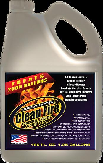1.25 Gallon Bottle of Clean Fire