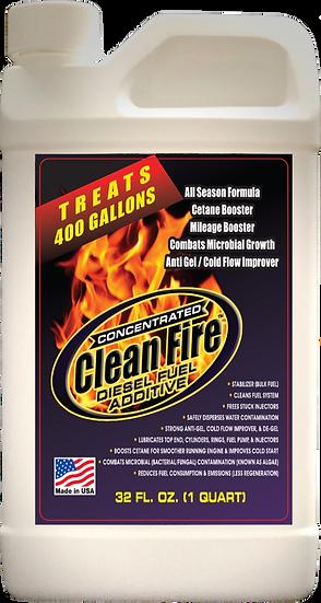 32 Ounce Bottle of Clean Fire