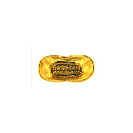 1/2 tael gold bar
