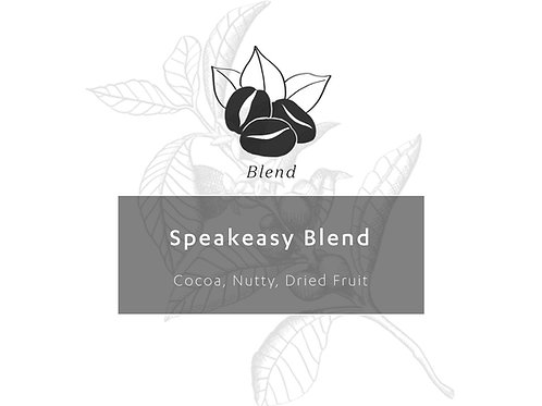 Speakeasy Blend Subscription