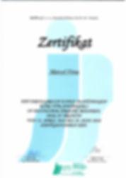Hotel Jobs Tirol - Zeugnis 02