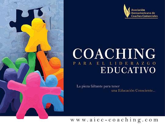 Certificación Coahing Educativo