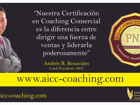 Beneficios del Coaching Comercial son demostrados en Reino Unido.