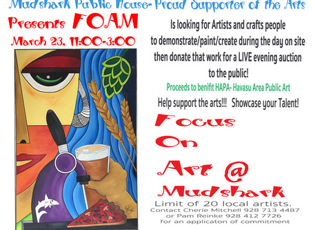 Artists & Crafters WANTED! Showcase Your Talent! Help Support the Arts!