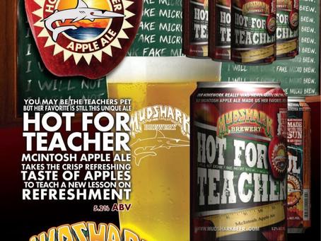 Hot 4 Teacher Apple Ale Release Party
