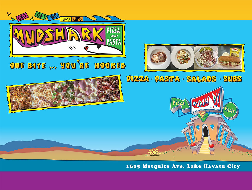 mudshark pizza homepage