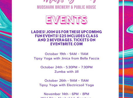 Upcoming PMS Events...