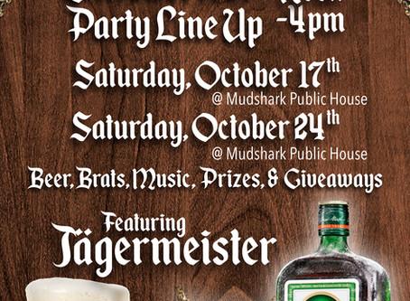 Oktoberfest at the Public House! Sat Oct 17 & 24th