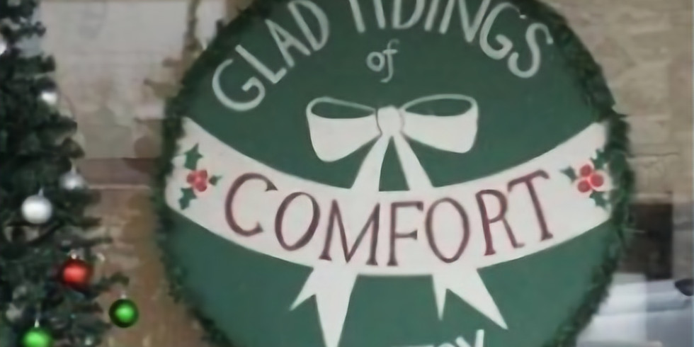 Christmas in Comfort with Anthony Garcia