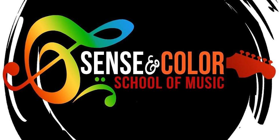 Sense and Color Winter Recital