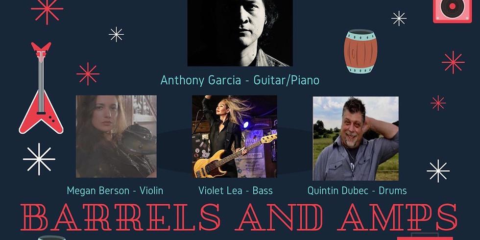 Anthony Garcia full band