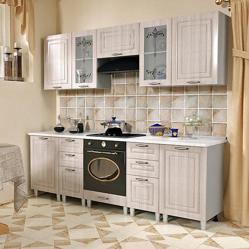 Модульная кухня Прованс 2 (BTS). Комплект 1